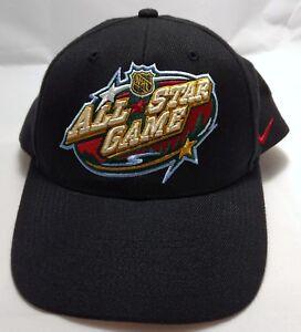 f0e2486acd7 NHL ALL STAR GAME MINNESOTA 2004 hat cap adjustable black nike ...