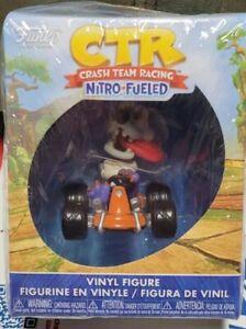 Crash Team Racing Nitro-Fueled Mystery Mini Ripper Roo Vinyl Figure Hard To Find