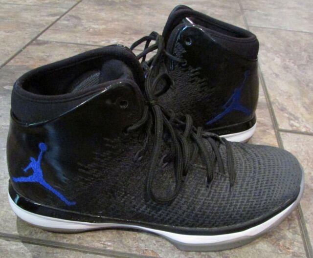 the best attitude 8759b c4e0d Nike Air Jordan 31 XXXI Space Jam Black Size 9 (#845037-002) EUC
