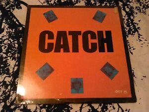 CATCH - S / T LP MINT SEALED!!! ORIGINAL U.S DOT DLP 25956 PSYCH