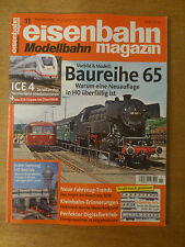 eisenbahn Modellbahn magazin Nr.11 November 2016