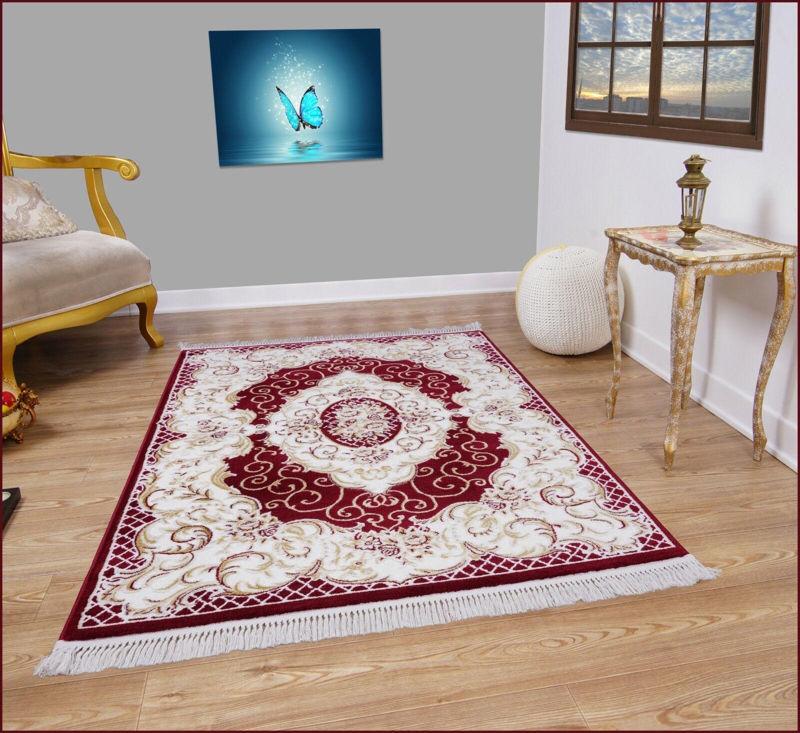 Décoratif Doux Tapis Tapis Traditionnel Oriental zone Chambre Tapis Tapis Doux De Sol profondeur 1.2 cm 24fd92
