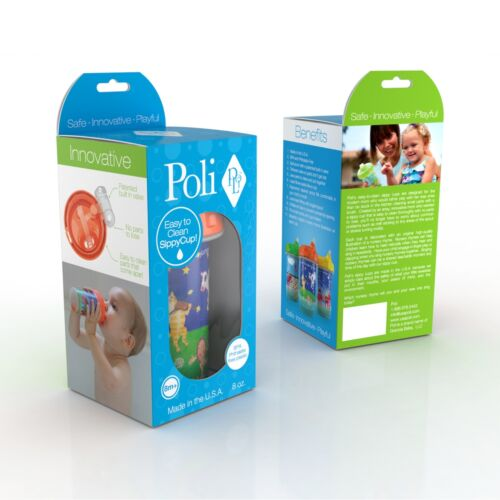 Mold Resistant Sippy Cup Made in USA