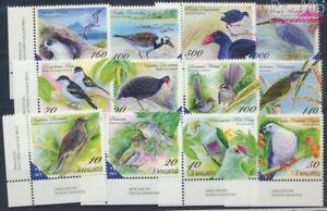 Vanuatu-1464-1475-postfrisch-2012-Einheimische-Voegel-8641601