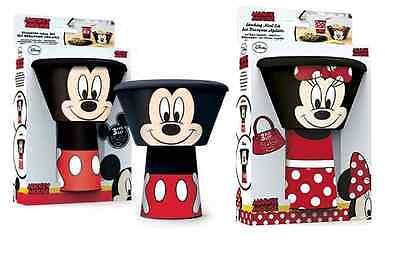Disney Mickey Mouse Minni 3 Pz Accatastate Pasto Set Piatto Coppa St371 Per Godere Di Alta Reputazione Nel Mercato Internazionale
