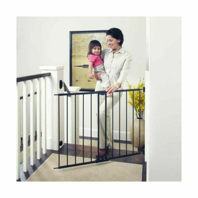 """Toddleroo by North States 47.85"""" Wide Easy Swing & Lock Baby"""