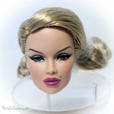 LAST ONE NEW HEAD ONLY FASHION ROYALTY VANESSA PERRIN REFINEMENT DOLL