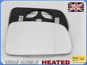 For-Honda-CRV-1996-2006-Wing-Mirror-Glass-Aspheric-HEATED-Right-PLATE-JH005