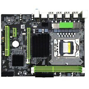 X58-Pro-Lga-1366-Enchufe-Placa-Madre-De-Escritorio-Con-Ddr3-Para-E5502-L5506-W01
