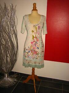 40 12 42 Robe Motifs Uk L The Colorés Maille Dress Save Queen 14 Elegante T pqwOvZxCx