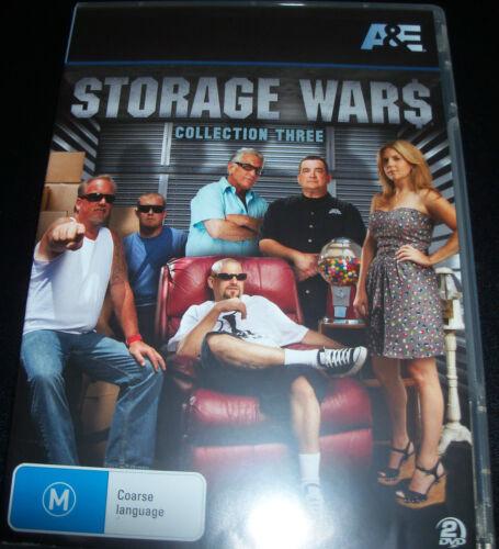 1 of 1 - Storage Wars Collection Series Three 3 (Australia Region 4) DVD - Like New