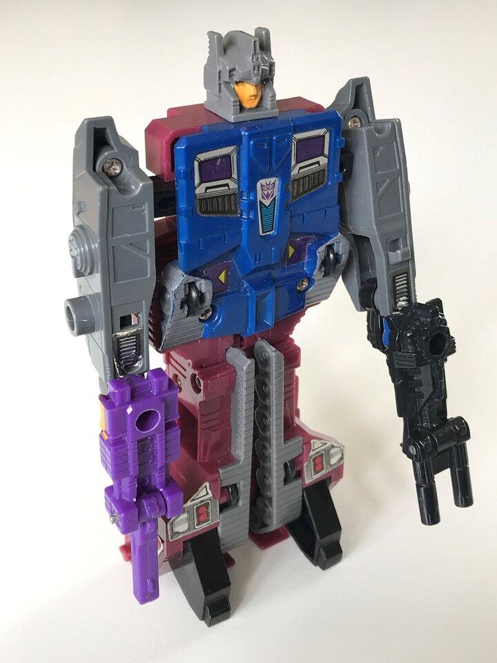 Quake, G1 Transformers