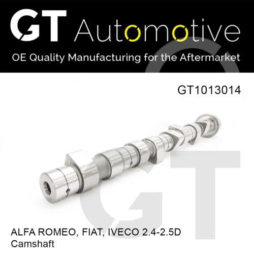 Alfa Romeo Iveco del árbol de levas 2.4 D//2.5 D 7301255 8140.21.200 8140.61.200 Fiat