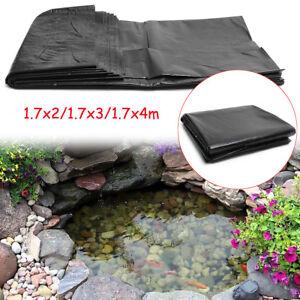 Fish Pools Pond Liner HDPE Membrane Reinforced Gardens Landscaping Underlayment