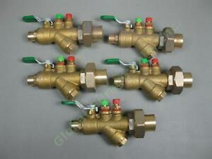 5-Nexus-1-2-034-UltraMatic-UM050LS-Automatic-Brass-Flow-Control-Valves-AFCV-1-5-GPM