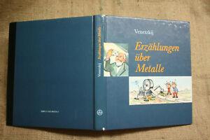 Fachbuch-Geschichte-ueber-Metalle-Metallkunde-Eisen-Bergbau-DDR-1988