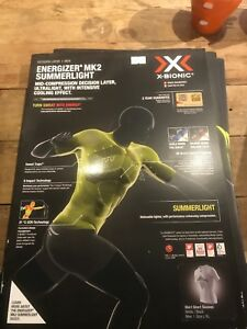 X-Bionic-Energizer-Mk2-Summerlight-manica-corta-livello-base-Assos-Castelli