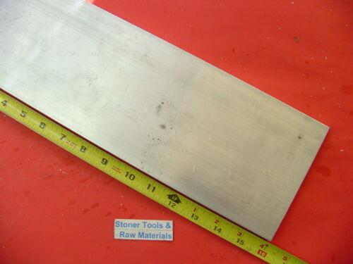 "1//2/"" X 5/"" ALUMINUM 6061 FLAT BAR 16/"" long T6511 Solid .500/"" Plate New Mill Stock"