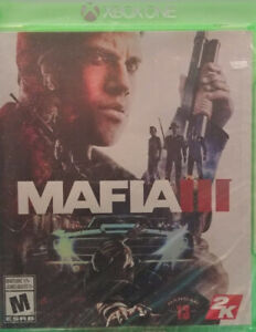 MAFIA-III-XBOX-ONE-NEW-amp-SEALED