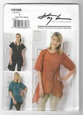Vogue V9188 Kayla Kennington Designer Originals Bias Top Size Xs M Pattern Uncut For Sale Online