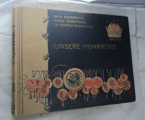 Altes Buch Unsere Monarchie Die Österreichischen Kronländer HöChste Bequemlichkeit