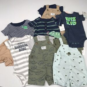 Carters Cat Jack 3 Month Infant Baby Boy Clothing Lot Summer Clothes Outfits Ebay