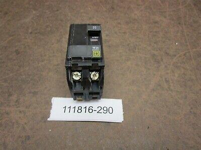 Square D EDB24020 20 Amp 2pole New Old Stock