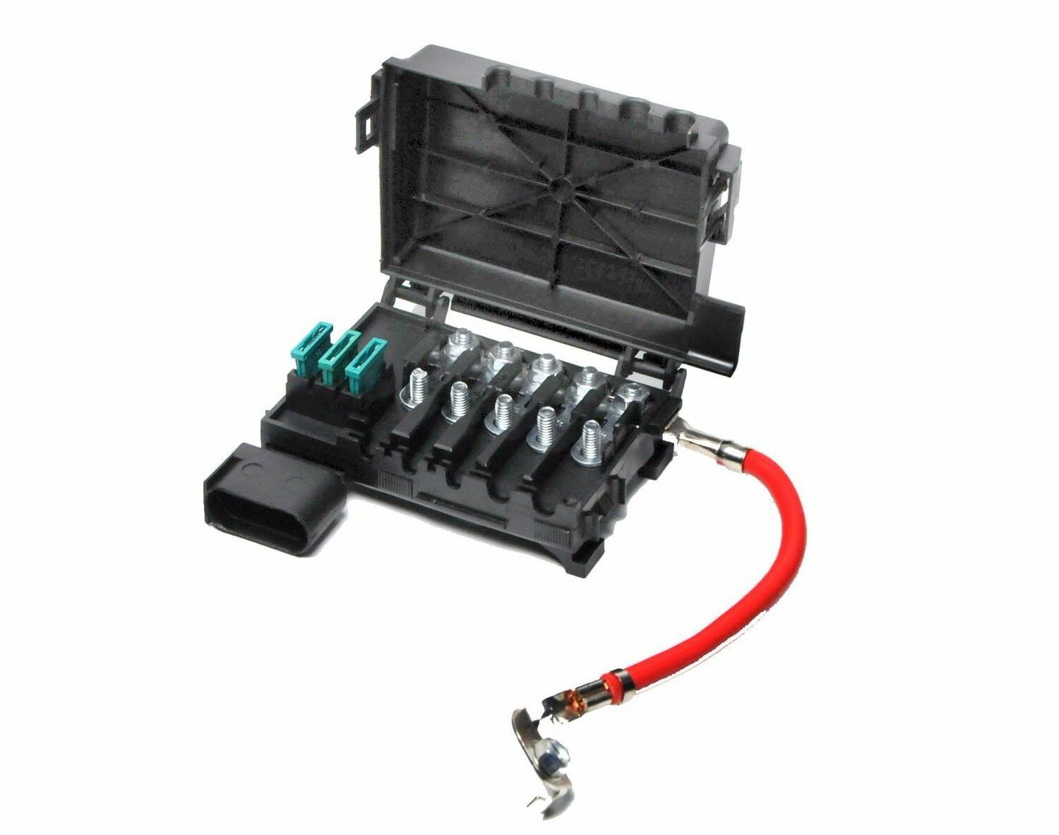 Fuse Box Battery Terminal Fit For VW Jetta Golf MK4 Beetle 2.0 1.9TDI