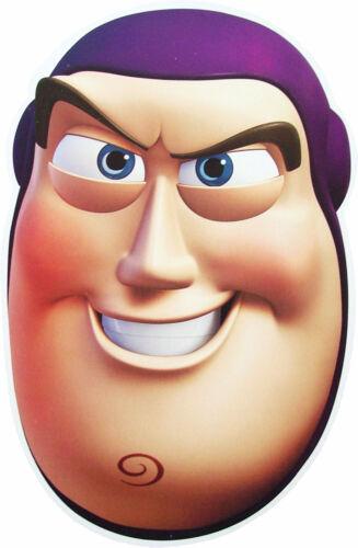 Toy Story personnage Carte Visage Masques 4 choix /& Conditionnement multiple-Livraison gratuite!