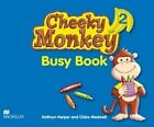Cheeky Monkey 2 Busy Book by Claire Medwell, Kathryn Harper (Paperback, 2001)