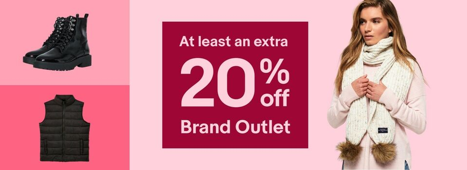 Shop fashion deals - Save on all your favourite brands