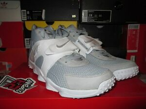 SALE NIKE AIR ZOOM VEER GREY WHITE QS DS NEW TRAINER SIZE 9.5 11 11.5 844675 011