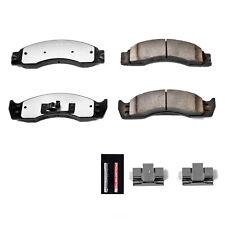 Disc Brake Pad Set Front,Rear Power Stop Z36-1335