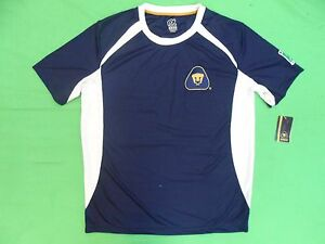 bee8a5e89 Image is loading Official-Licensed-Rhinox-Pumas-UNAM-Jersey-Color-Blue