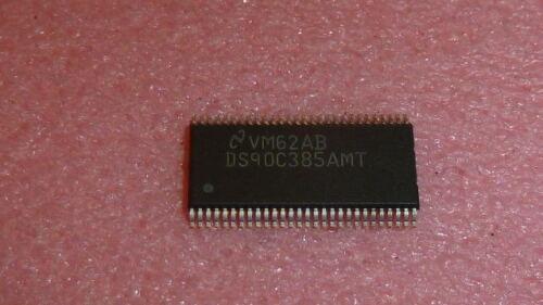 NEW 10PCS National  DS90C385AMT LVDS Interface IC LVDS TRANSMITTER IC 56TSSOP
