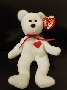 81e07ac0df6 Image is loading ORIGINAL-OWNER-EXTREMELY-RARE-VALENTINO-BEANIE-BABY-WITH-