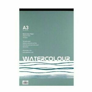 Seawhite-of-Brighton-Pegados-Acuarela-Almohadilla-A3