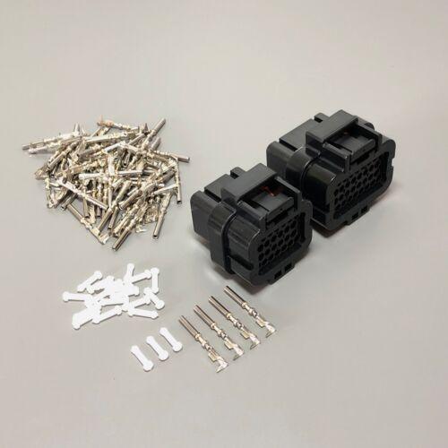Haltech Elite ECU 26 34 Connector Plug Kit Series 550 750 1000 1500 2000 2500