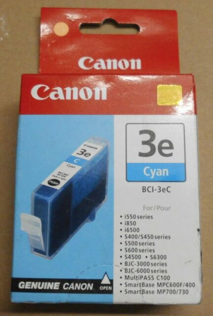 Original Canon BCI-3eC Tintenpatrone  cyan   4480A002   OVP