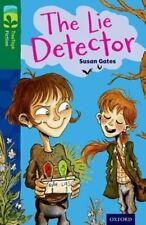 Oxford Árbol árboles ficción de lectura: nivel 12: el detector de mentiras por Susan..