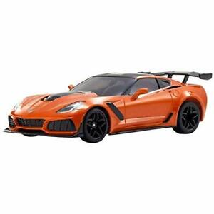 Kyosho-ASC-MR03-RWD-Chevrolet-Corvette-ZR1-Orange-MZP240OR-avec-suivi-NEUF