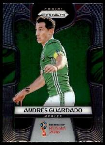 9faac931cec Image is loading Panini-Russia-2018-PRIZM-Andres-Guardado-Mexico-Base-