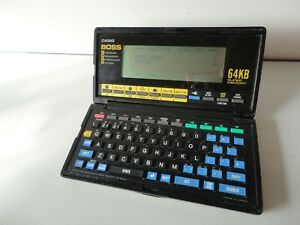 Casio-SF-9000-BOSS-64KB-Vintage-Business-Organizer-Scheduling-System