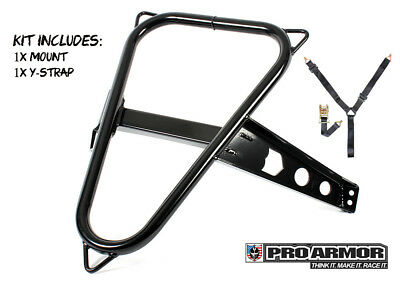 """Pro Armor RZR 1000 XP4 XP1K Turbo Spare Tire Mount Up to 32/"""" P141U300GG Ghost G"""
