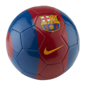 Details About Nike Fc Barcelona Supporters Soccer Ball 610 Size 5 Football Fussball Ballon