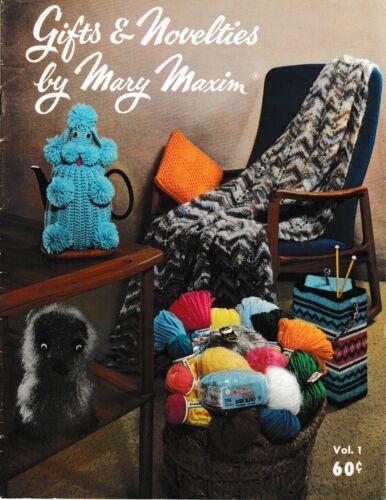 Gifts and NoveltiesMary Maxim Volume 1