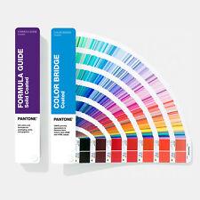 Pantone Gp6205a Coated Combo Formula Guide For Spot Printing Brand New Edu