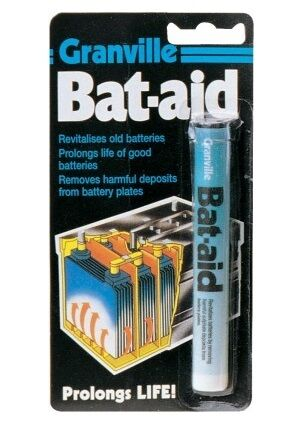 * Pack of 2 Granville Bat Aid Battery Tablets Extends Life 498200