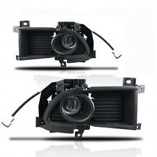 2006 MITSUBISHI LANCER RIGHT & LEFT FOG LAMP PAIR W/Wiring Kit Included - Clear