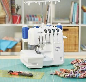 BROTHER-NEW-2104D-OVERLOCKER-Includes-3-EXTRA-FEET-FREE-Express-Delivery
